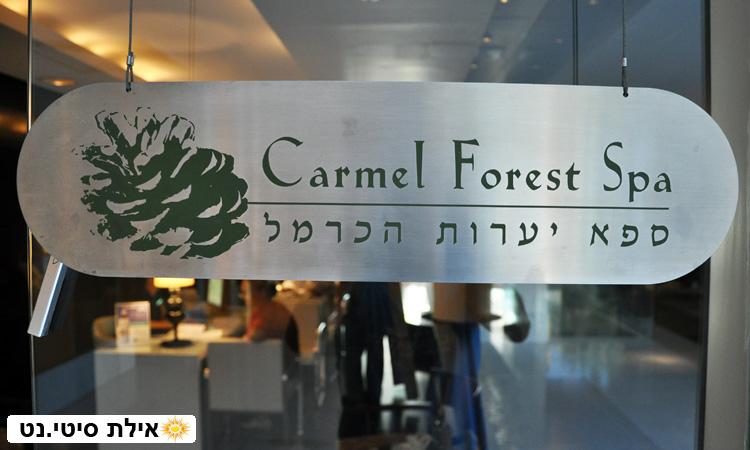 ספא יערות הכרמל