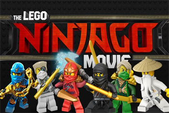 The Lego Ninjago Movie