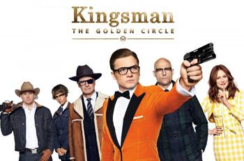 קינגסמן: מעגל הזהב