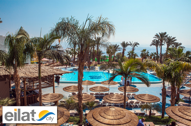 U C Beach Club Hotel Formerly Med In Eilat Will Open April 2017 Covers An Area Of Forty Acres