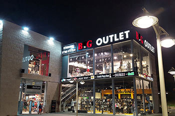 B.G Outlet