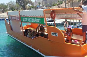 Glasboot WOW