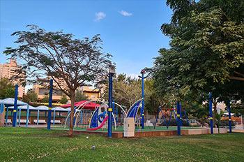 גן משחקים היובל