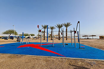 פארק כושר מפרץ השמש