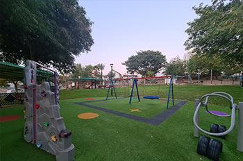 גן משחקים צעירי