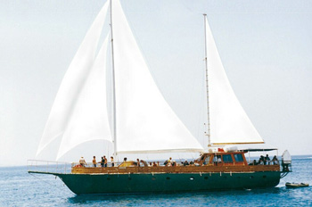 Yachts mer Rouge