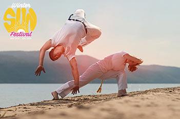 Promenade Show: Brazilian Capoeira