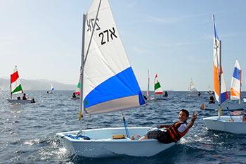 """Shiutei Ha'Banim"" Boys' Sailing - Last Day"