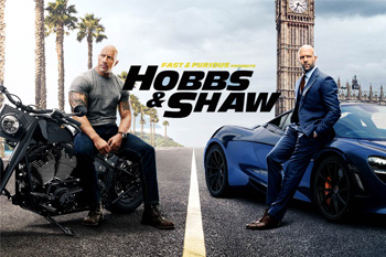 Fast And Furious Hobbs And Show