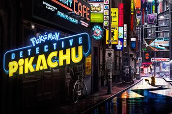 Pok?mon Detective Pikachu