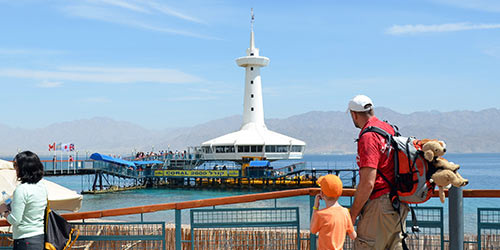 Les principales attractions à Eilat