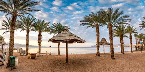 Эйлатские пляжи