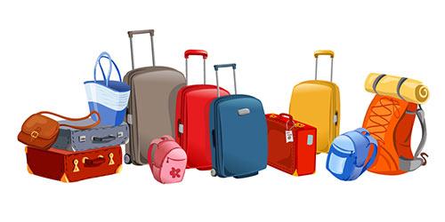 מזוודות ותרמילים