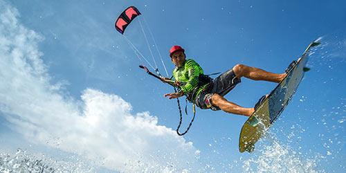 Wassersport in Eilat